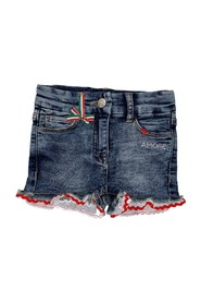 SHORT JEANS PIZZO