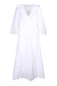 ruched details dress