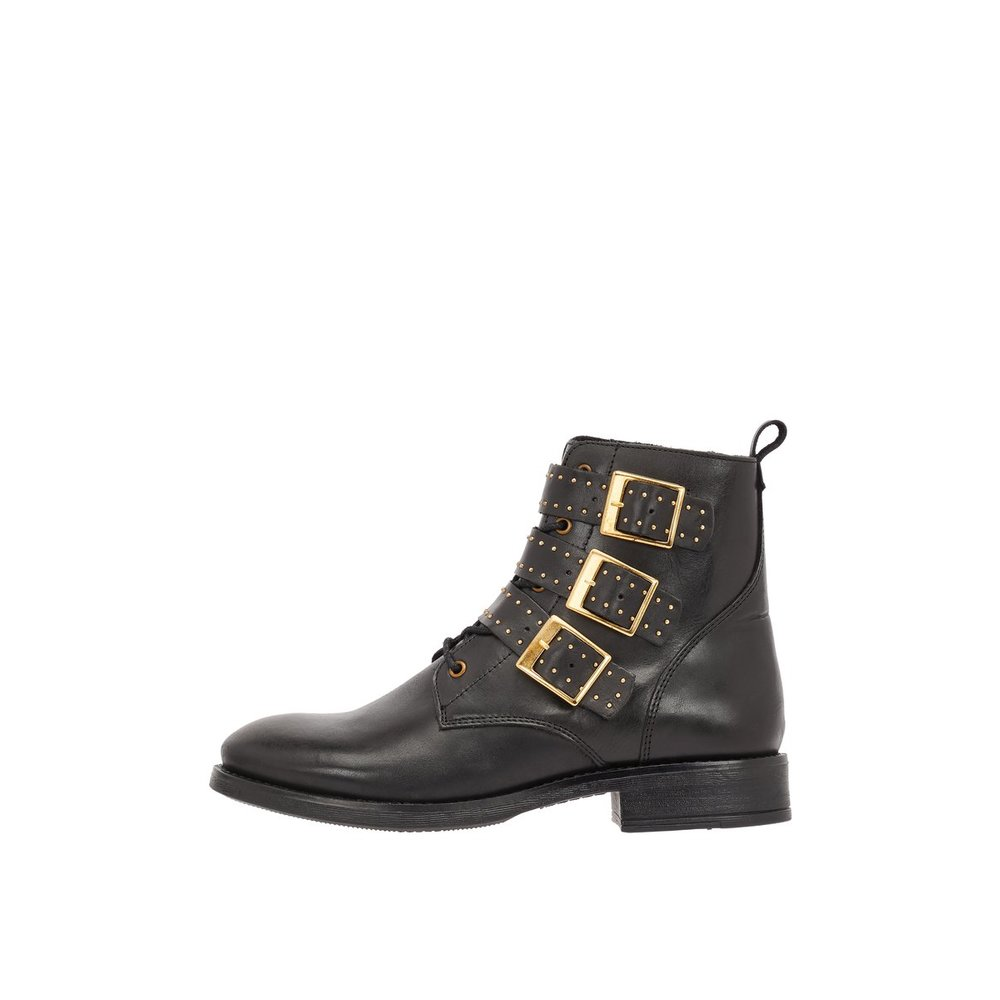 Ankle boots ALINA Leather