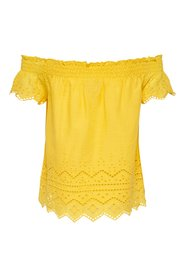 Short Sleeved Top embroidery