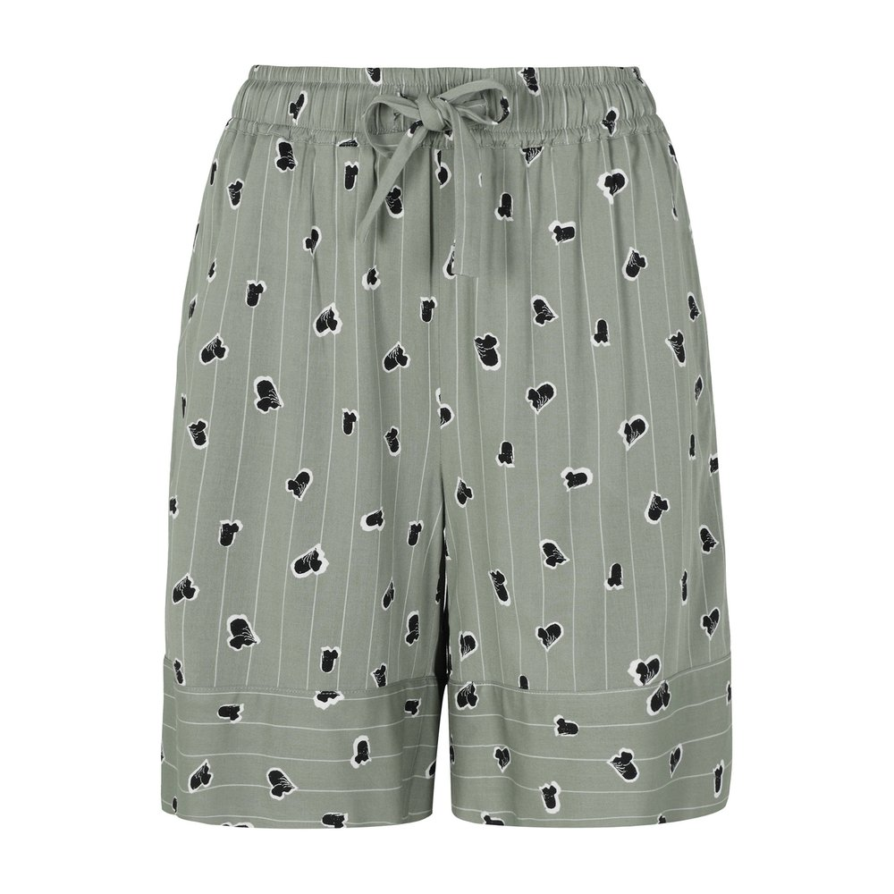 Lined Ease Shorts