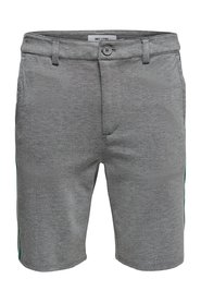 Chino shorts Solid colored