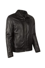 KNOWS LEATHER JACKET