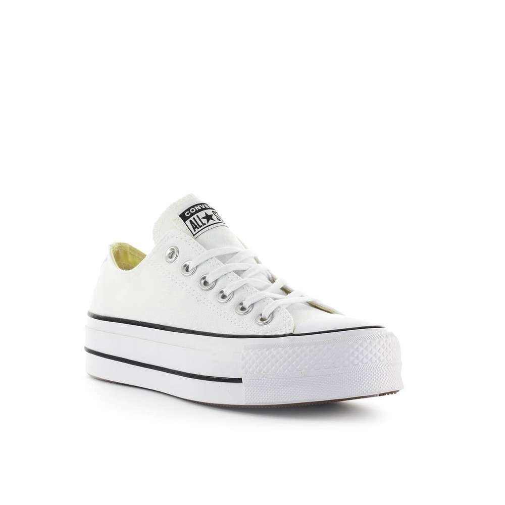 Converse Limited Ed. White PLATFORM SNEAKER Converse Limited Ed.