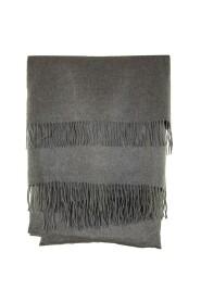 Silk scarve with fringe
