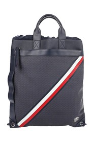 TOMMY HILFIGER AM0AM05754 CANVAS DRAWSTRING BACKPACK Men NAVY
