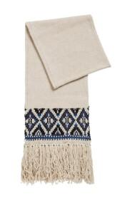 Karkoki boucle blend scarf