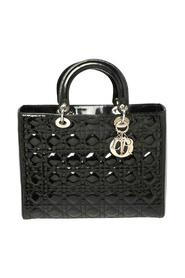 Pre-owned Large Lady Dior Tote