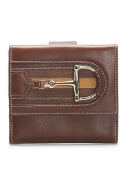 Web Hasler French Flap Wallet