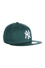 Mørk grønn New Era caps