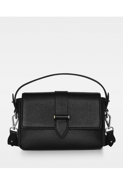 Black Haley Handbag   Decadent Torby Do Ręki