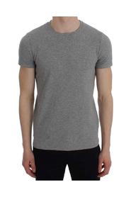 Cotton Stretch Crew-neck Underwear T-shirt