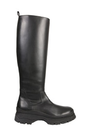 BOW TALL BOOTS