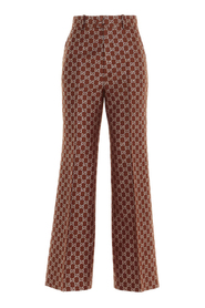 Trousers Brown