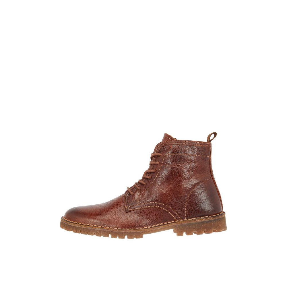 Boots Men's stitch-down leather