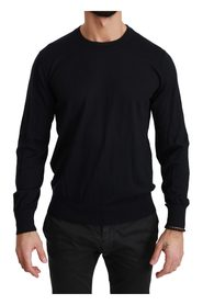 Crew-neck Long Sleeve Pullover