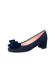 Marine Pretty Ballerinas Angelis Navy-Blue Sko