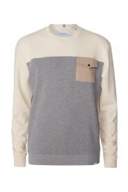 Capri block sweatshirt LDM200077-215310