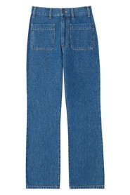 Jeans 03 Crop Flare