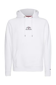 BASIC EMBROIDERED HOODY