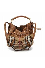 Pre-owned Housecheck Crossbody Bag in canvas