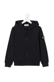 ZIP CAPP SWEATSHIRT