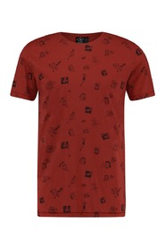 ts pin up Kultivate/rood