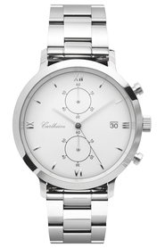 Adler XI White 42mm - Watch