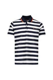 Stripete Polo Skjorte
