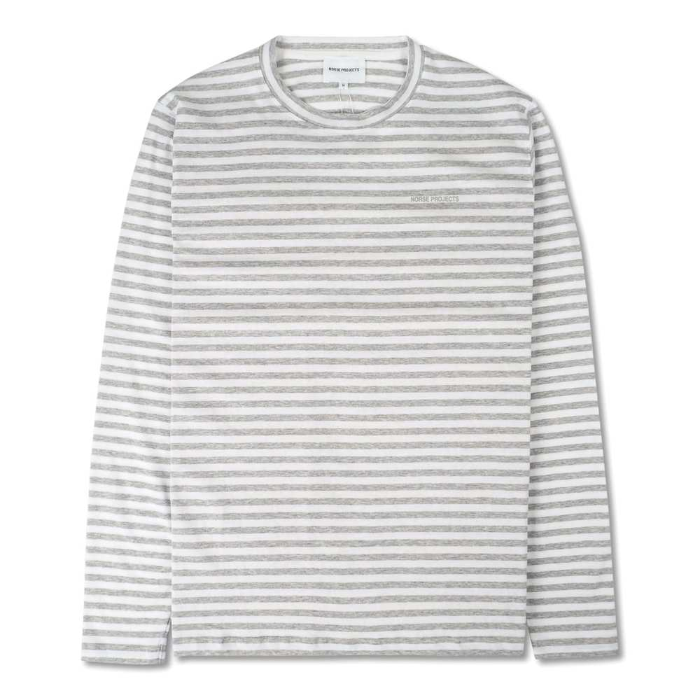 James Logo Stripe, long sleeves