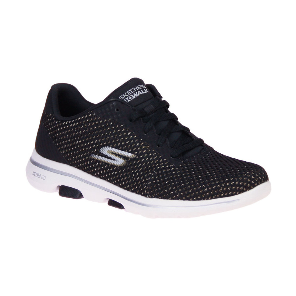 Black Go Walk  Sneakers | Skechers | Sneakers | Herenschoenen