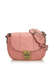 Leather Elsie Crossbody Bag