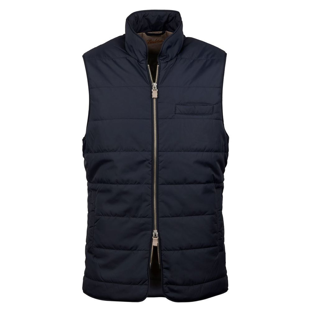 Quilted Nylon Vest 190