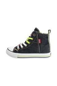 Levi's - Original Hi (zipper) - Black Denim