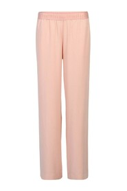 Wide Leg Tencel Trousers