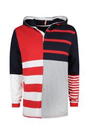 "Bluza ""Stripe Hood"""