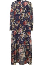 Maggie Silk Maxi Dress