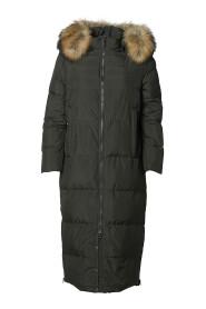 Alia With Real Fur Jakke 1404-500R