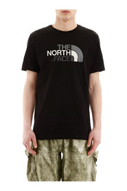 Logo print easy t-shirt