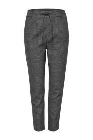 Trousers Poptrash check