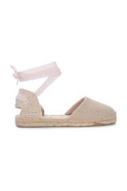 Sandalo espadrillas Yucatan in lino