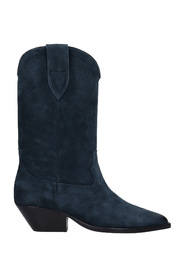 Lamsy texan Ankle boots