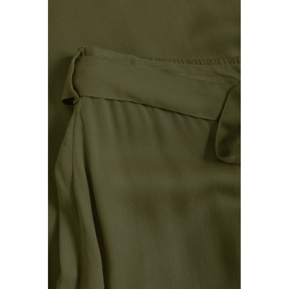 Saint Tropez Green Baile Skirt Saint Tropez