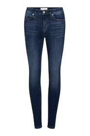 Denim Calvin Klein J20j2140981a4 Ckj 011 Mid Rise Skinny Mid Blue Bukse