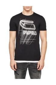 Perspective Logo Slim T-Shirt