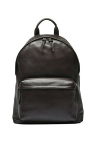 zip-compartment backpack