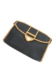 Pre-owned Front Flap Clutch