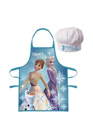 Apron with Hat