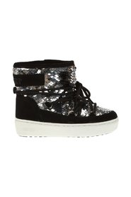 'Pulse Disco' snow boots