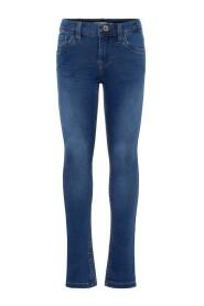 Nkmtheo Dnmthayer Swe Pant Noos Jeans Slim Taper